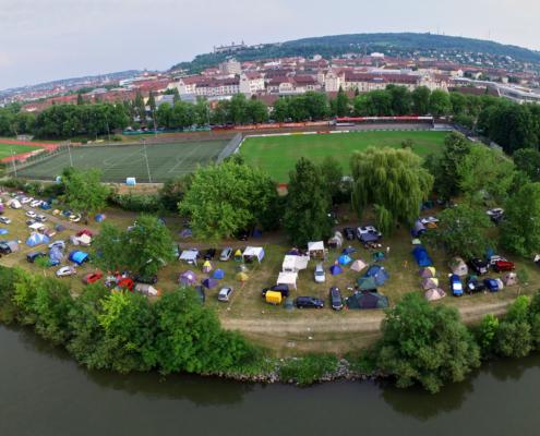 Africa Festival Camping Würzburg